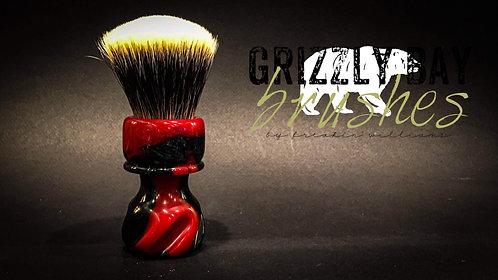 Razor Ruby Grizzly Bay Brush 3/7
