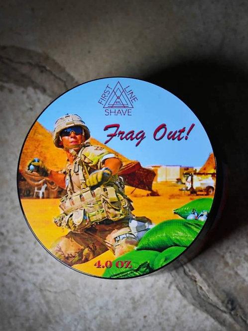 Frag Out! Shave Soap