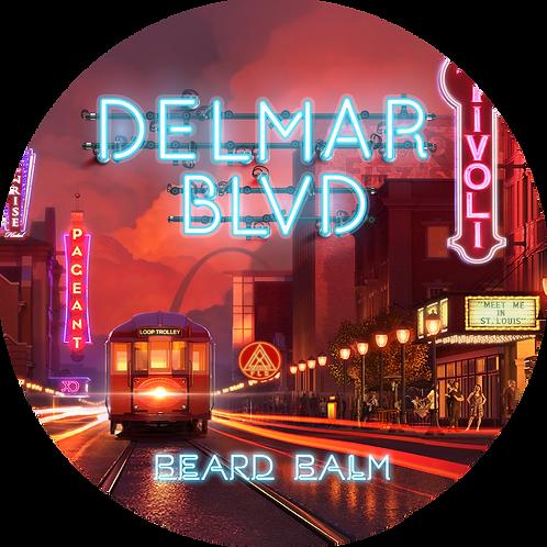 Delmar Blvd Beard Balm