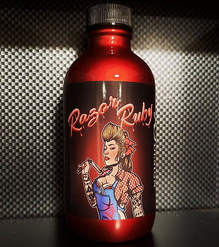Razor Ruby Aftershave