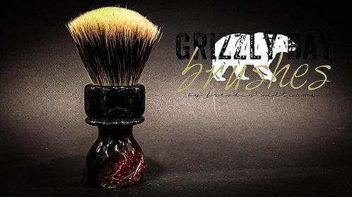 Razor Ruby Grizzly Bay Brush 6/7