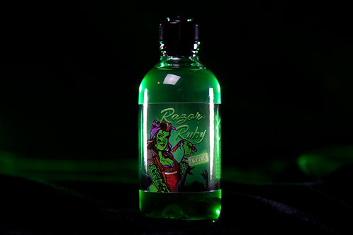 Razor Ruby Undead Aftershave