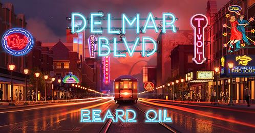 Delmar Blvd Beard Oil