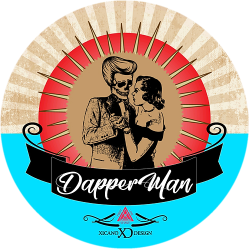 Dapper Man Soap and Aftershave