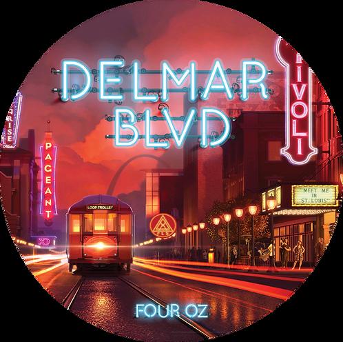 Delmar Blvd Shave Soap