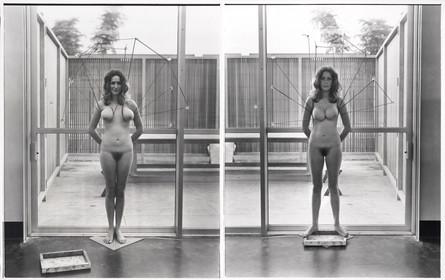 Effect of the Uplift Bra, 1970