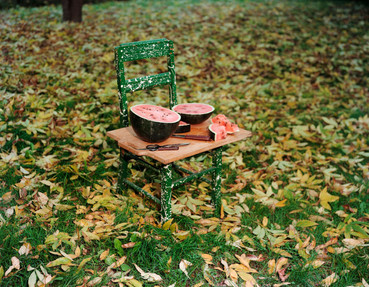 01_Watermelon and Chair, 1982.jpg