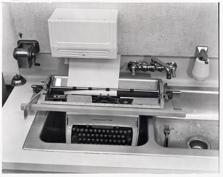 Institutional Faucet, 1971