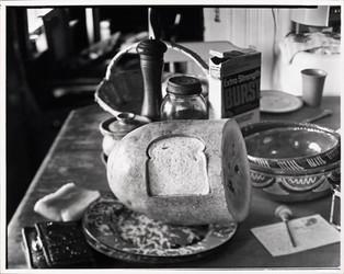 Watermelon/Bread, 1970