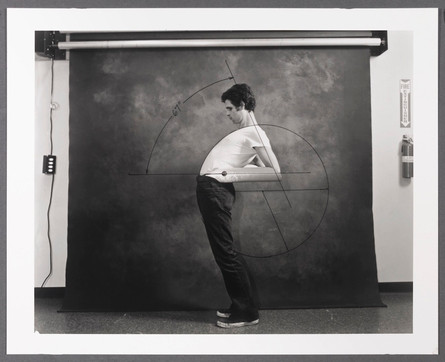 67-Degree Body Arc Off Circle Center, 1975