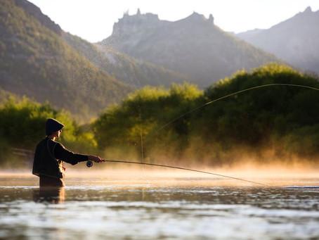 Pesca en el Fin del Mundo