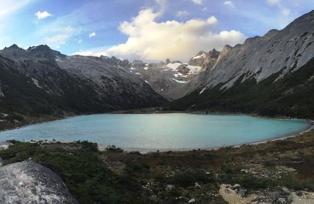 Laguna Esmeralda, la joya escondida.