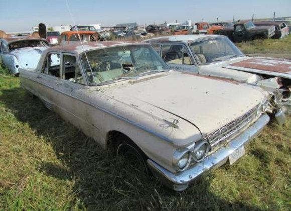 1961 Mercury