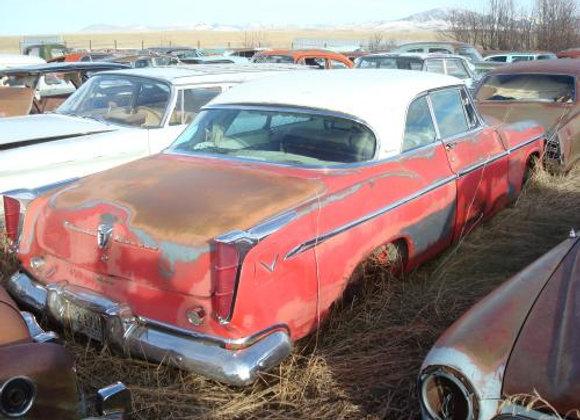 1955 Chrysler Nassau Windsor Deluxe