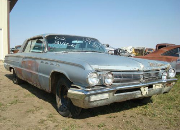 1962 Buick Electra 22