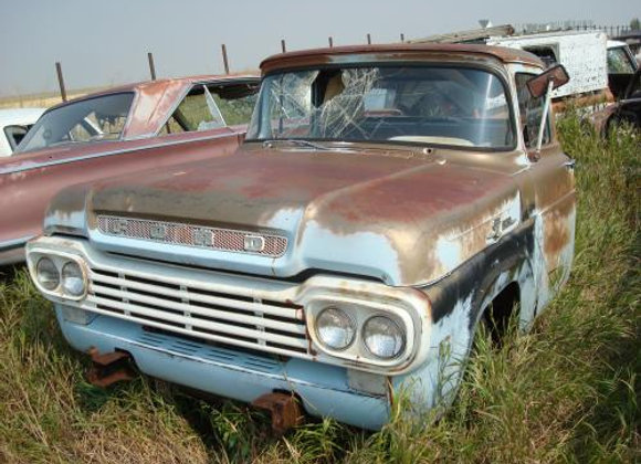 1958 Ford Truck