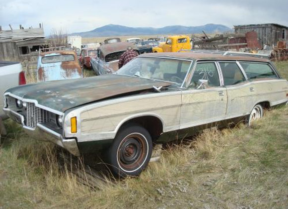 1971 Ford Country Squire Wagon