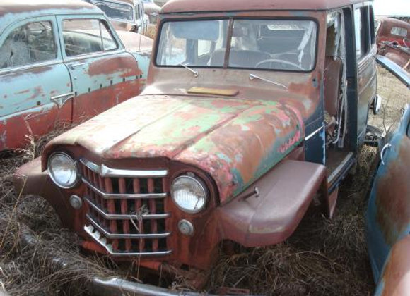 1952 Jeep Wagon