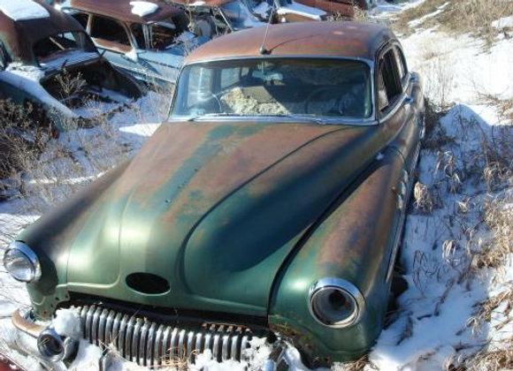 1951 Buick Deluxe 4 Door