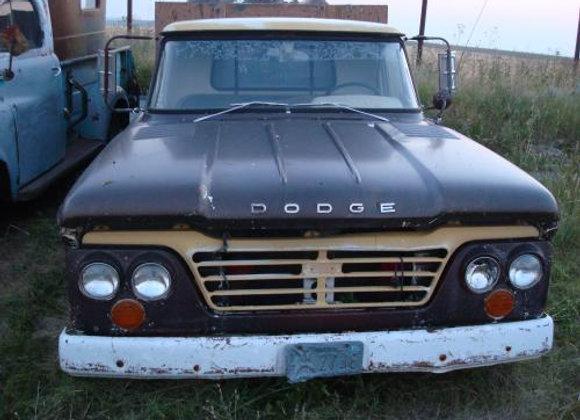 1962 Dodge D100 Truck
