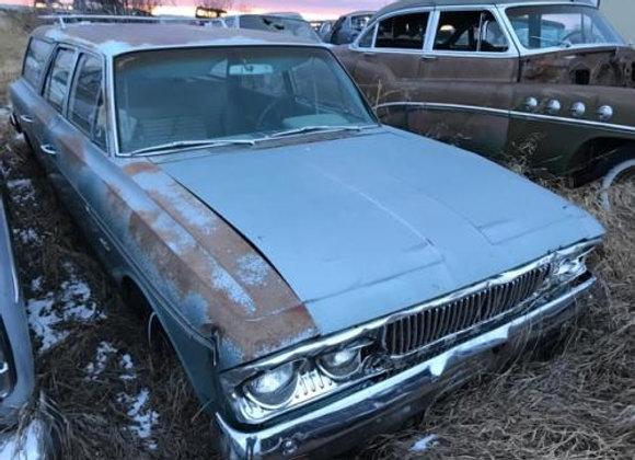 1963 AMC Wagon