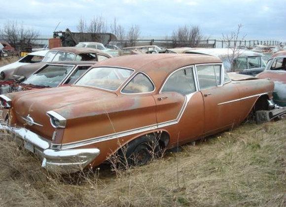 1957 Oldsmobile 88 4 Door