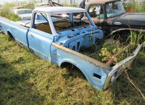 1968 Chevy C20 Truck