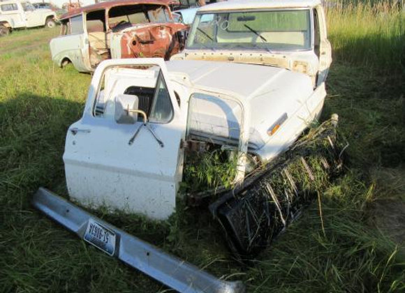 1970 Ford Truck Front Clip