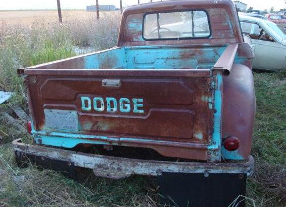 1963 Dodge D100 Truck