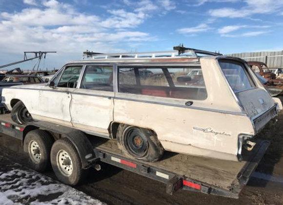 1965 Chrysler Newport Wagon