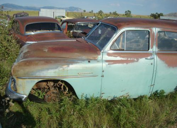 1950 Plymouth Cranbrook