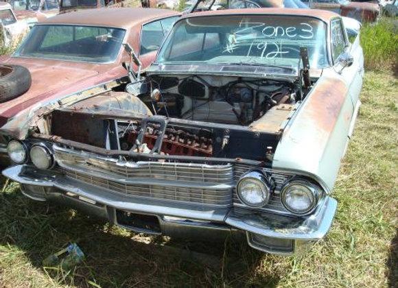 1962 Cadillac 2 Door