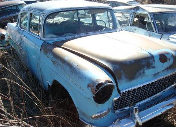 1955 Chevy 4 Door Post
