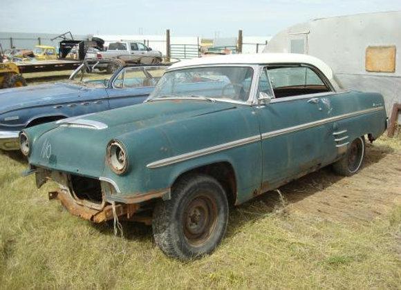 1954 Mercury 2 Door HT