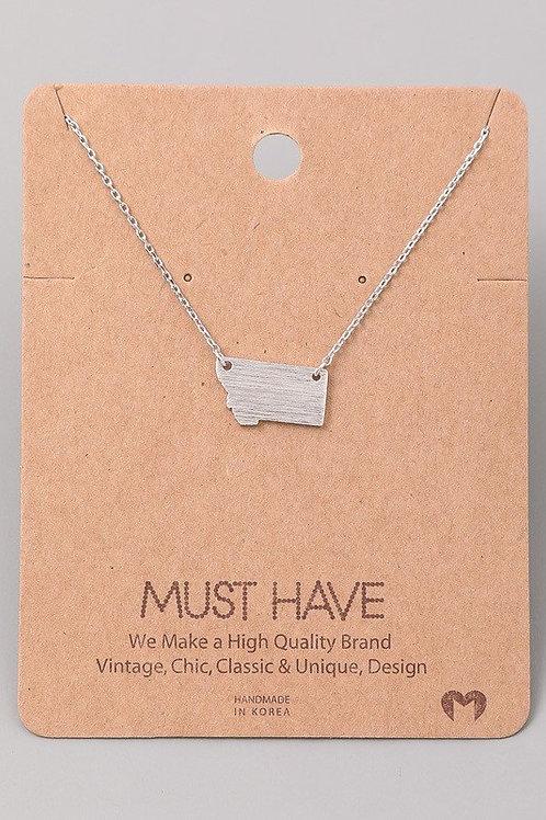 Montana Forever Necklace