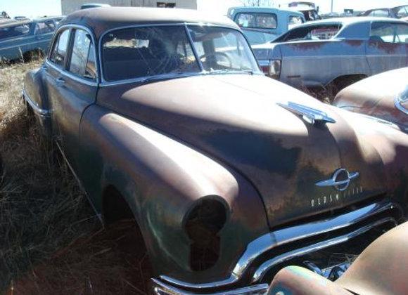 1953 Oldsmobile 4 Door