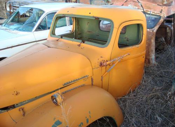 1948 International Cab    Front Clip sold