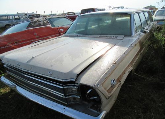 1966 Ford Station Wagon