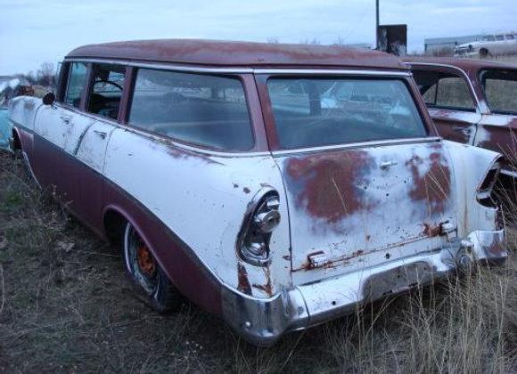 1956 Chevy Wagon 4 Door