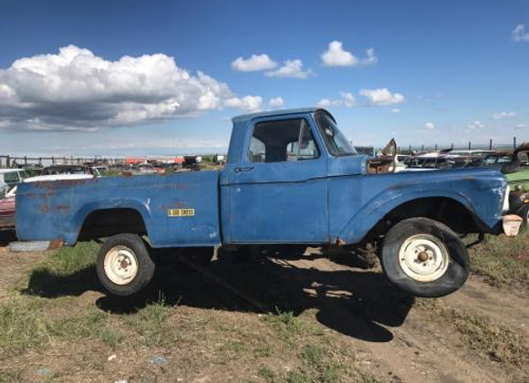1961 Ford Truck