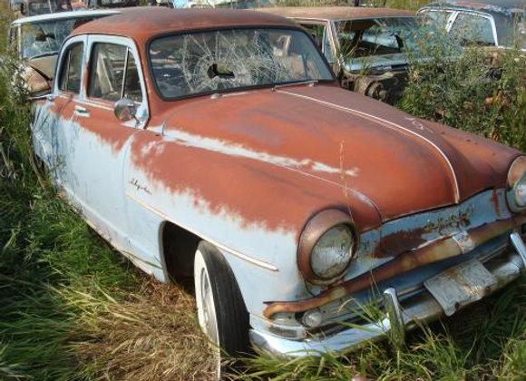 1958 Simca Aronde 1300