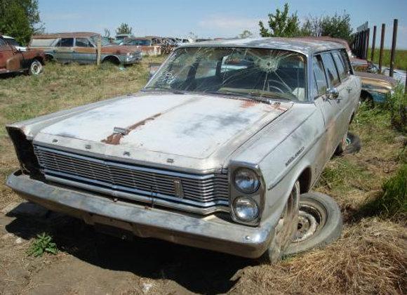 1966 Ford Wagon