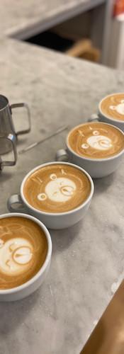 Cappuccino Bear