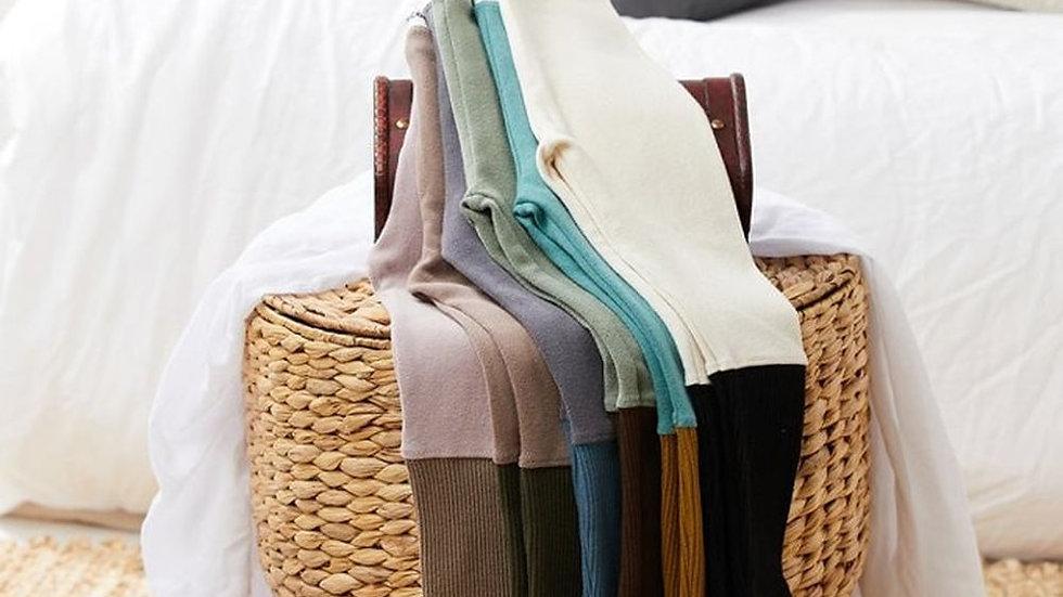 Wool Band Leggings