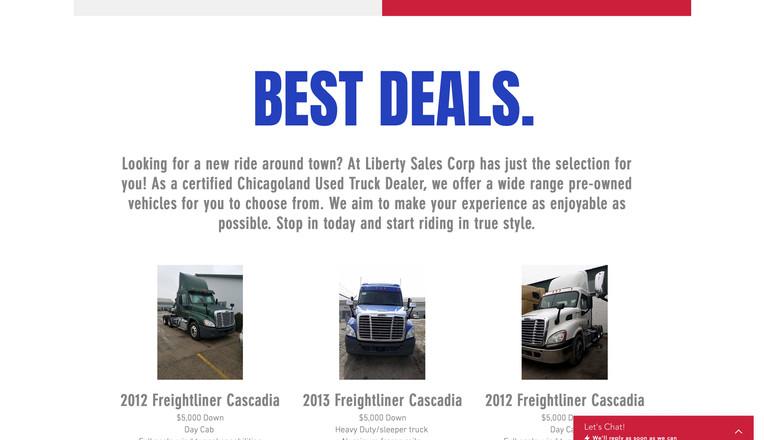 At Liberty Sales