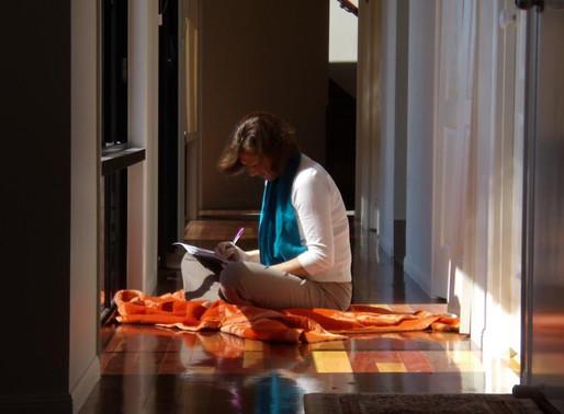 An Inward Stillness And An Inner Healing