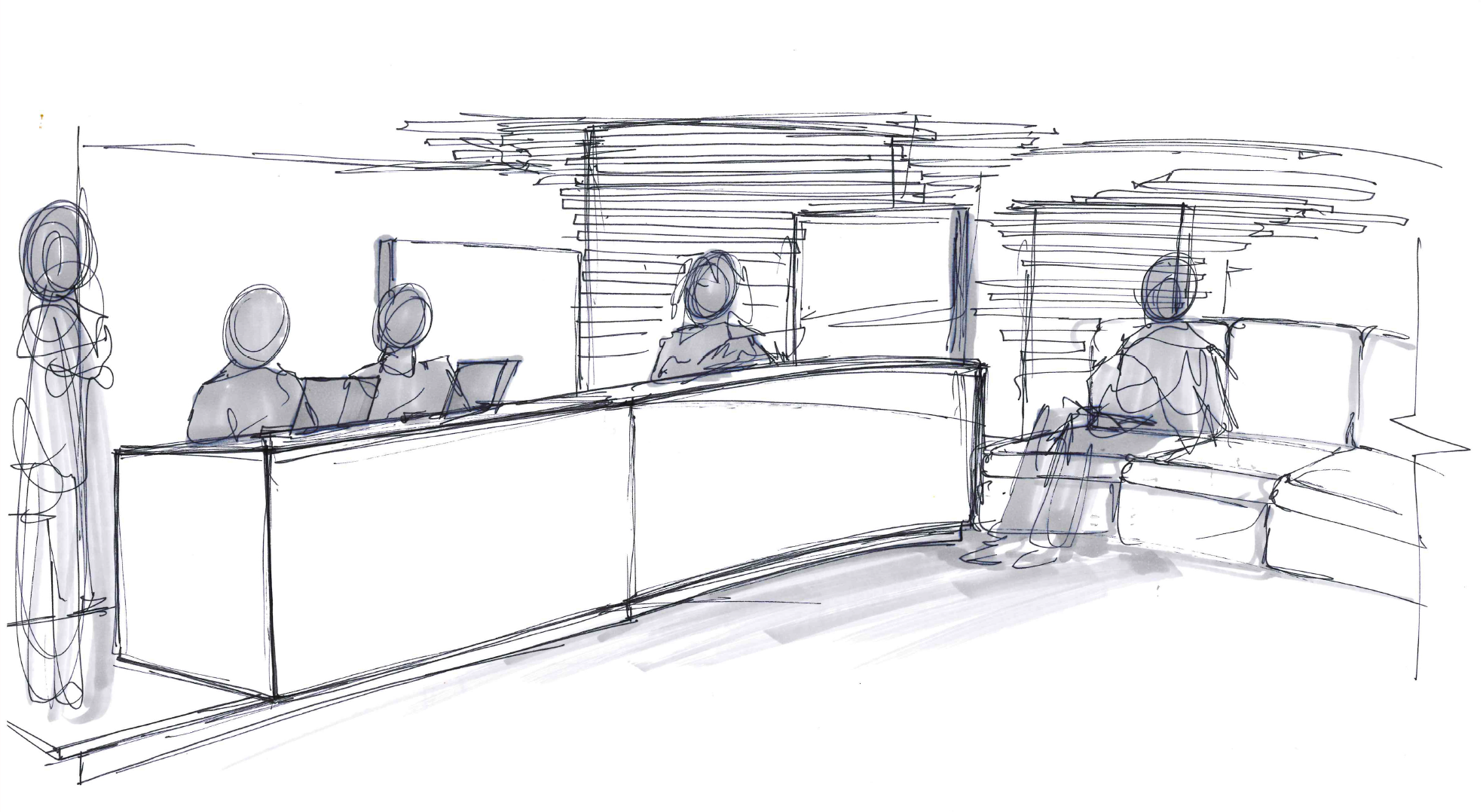 Xarabank - Sketch - Newsroom, Bla Kantunieri