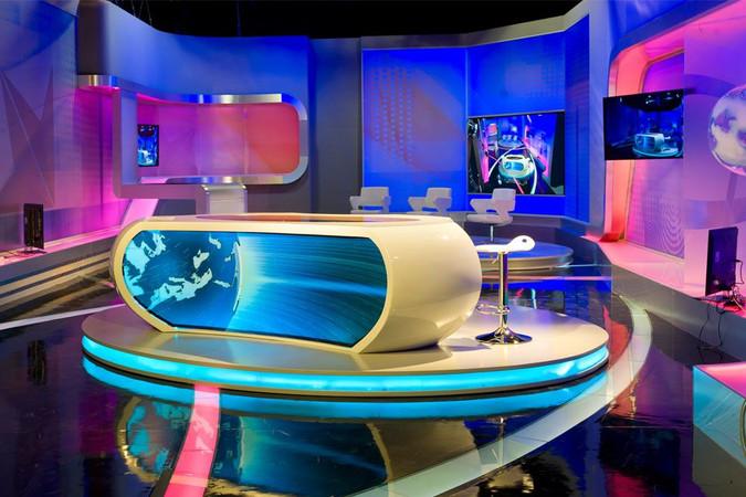 PBS News Room