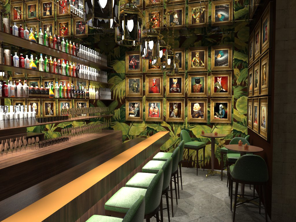 Cultural and Whiskey Bar