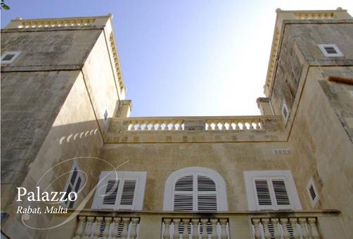 Palazzo, Rabat Malta